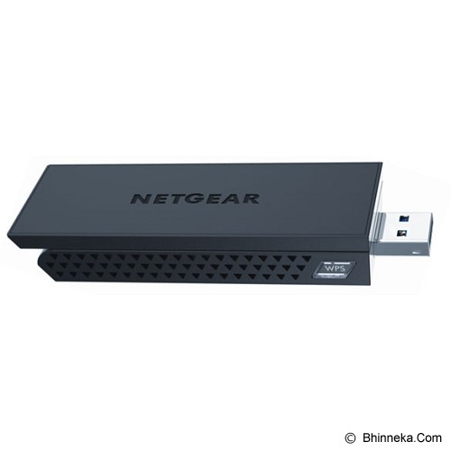 NETGEAR WiFi USB 3.0 Adapter [A6210] - Network Card Wireless